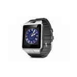 Smartwatch DZ09 2 in 1: Smartwatch si Telefon, Bluetooth, Camera, Microsim, SDcard, Android & iOS
