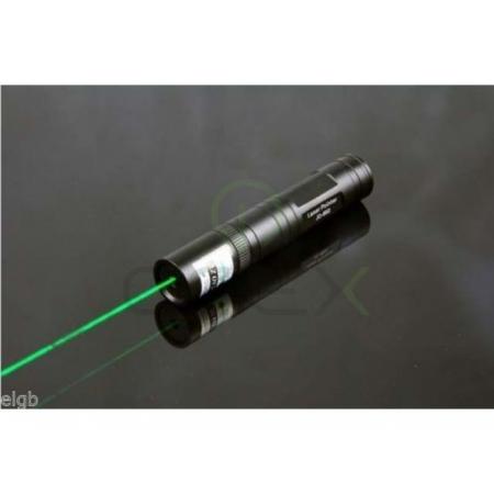Laser Pointer Verde 3D, 5000MW, Acumulator Inclus, Raza 11KM