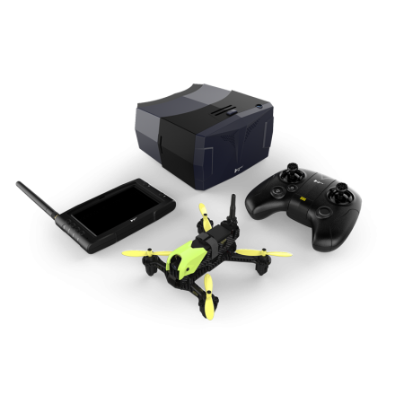 Hubsan H122D X4 STORM Advanced, 720P, Transmisie in timp real + Ochelari de protectie
