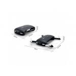Drona pliabila JJRC - H37 Elfie + Baterie Suplimentara, WIFI, FPV, Mentinere Altitudine, Control iOS si Android