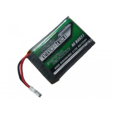 Baterie (acumulator) Li-Po Turnigy, Nano-Tech 750mAh, High Discharge compatibil cu dronele Syma, Hubsan