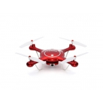Drona Syma X5UW WIFI, Camera HD, Mentinere altitudine, Plan de zbor, Headless mode, Auto take off/ Auto Land