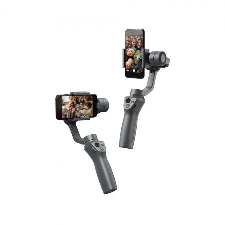 Gimbal Stabilizator DJI Osmo Mobile 2, compatibil cu iOS si Android