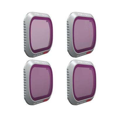 Set filtre Pgytech pentru DJI Mavic 2 Pro (ND8/PL, ND16/PL, ND32/PL, ND64/PL)