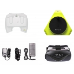Drona subacvatica Qysea Fifish V6S cu brat de tractare, 4K 25/30fps, 12MP, Autonomie 6h, Rotire 360 grade
