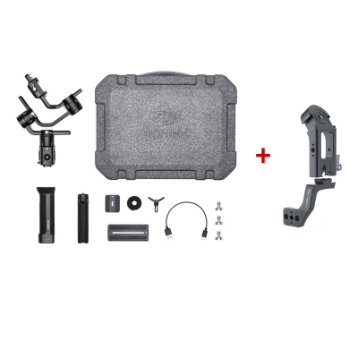 DJI Ronin-S Essentials Kit + Handgrip mount plus PGYTECH pentru Ronin S/SC