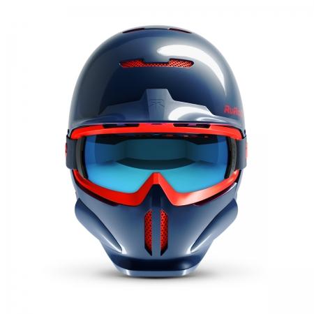 Casca Ski & Snowboard - Ruroc - RG1-DX Supernova + Smartwatch Cadou!