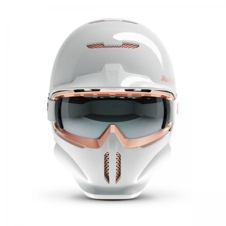Casca Ski & Snowboard - Ruroc - RG1-DX Trinity + Smartwatch Cadou!