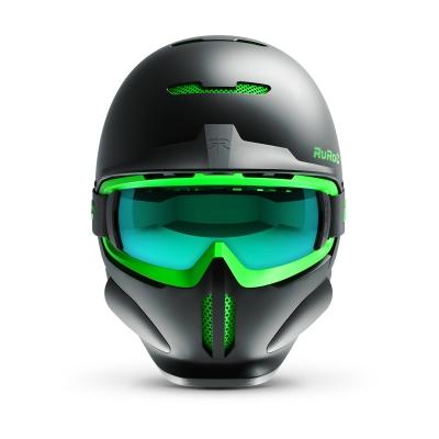 Casca Ski & Snowboard - Ruroc - RG1-DX Viper + Smartwatch Cadou!