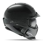 Casca Ski & Snowboard - Ruroc - RG1-DX Onyx + Smartwatch Cadou!
