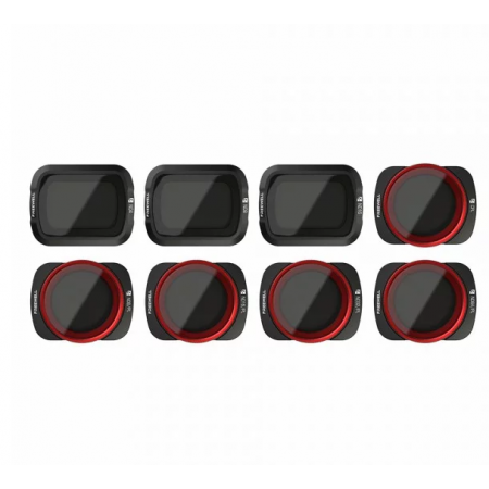 Filtre Freewell pentru DJI Osmo Pocket - ALL DAY - 8 Pack