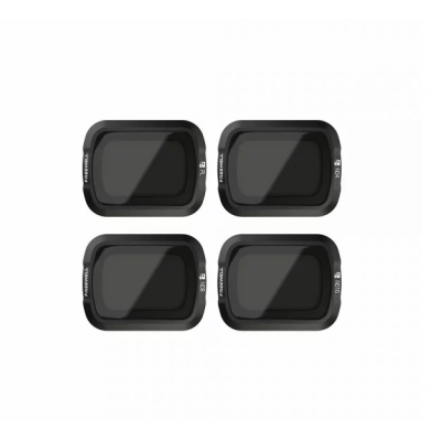 Filtre Freewell pentru DJI Osmo Pocket - Standard Day - 4 Pack