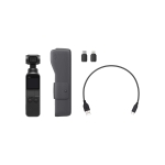 DJI Osmo Pocket in 3 axe, 4k 60fps + Card 64GB gratuit