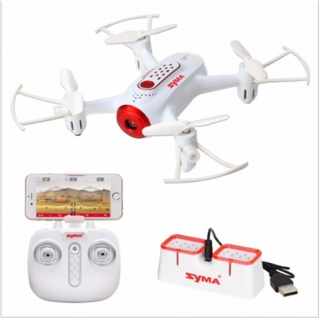 Minidrona Syma X22W + acumulator suplimentar