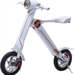 Vehicul electric Horwin K1, Viteza maxima 25km/h, Autonomie 35-45 km