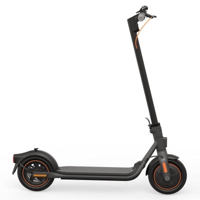 Trotineta Electrica Ninebot KickScooter F40E powered by Segway, Viteza maxima 25 km/h, Autonomie 40 km