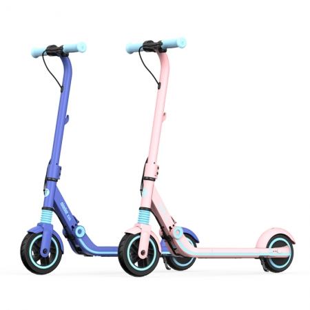 Trotineta electrica Ninebot eKickScooter ZING E8, Viteza maxima 14 km/h, Autonomie 10 km
