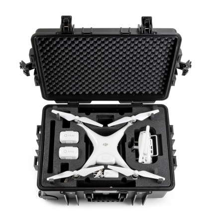 Geanta de transport B&W International Type 6700 pentru DJI Phantom4, 4 Pro, 4 Pro Plus,  4 Advanced