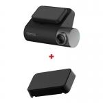 Camera auto Smart Xiaomi 70MAI PRO, Super HD 2K 2592×1944p + Modul GPS Mount Holder